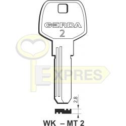 WKMT2 2,7 mm