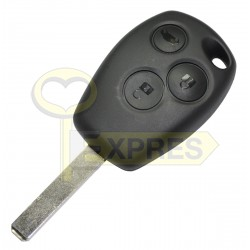 Key with Remote Renault