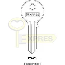 Europrofil Niebieski