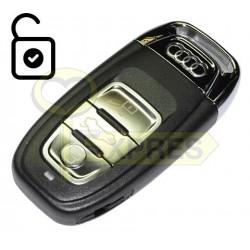 Unlocking Audi Smart key