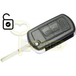 Odblokowanie klucza Land Rover