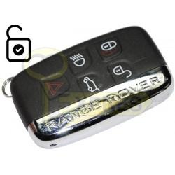 Unlocking Range Rover Jaguar keyless