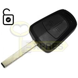 Unlocking Opel Astra H Zafira B