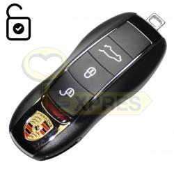 Unlocking Porsche Keyless