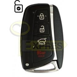 Unlocking Hyundai Keyless