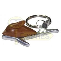 Key Ring Dolphin
