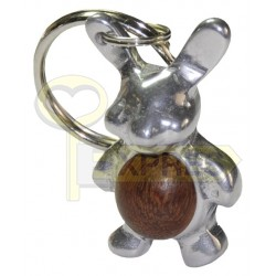 Key Ring Rabbit