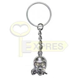 Silver Pendant Skull