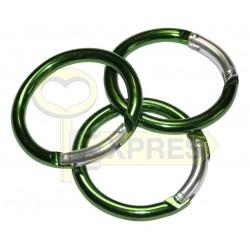 Green shackles
