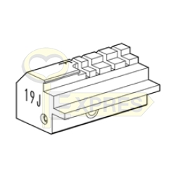 Szczęka 19J - HU162 - Futura/Futura Pro