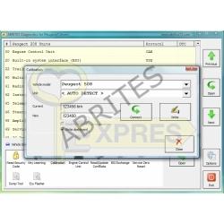 PN009 - Engine control unit advanced diagnostic