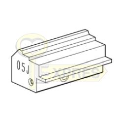 Szczęka 05J - Abus/Cisa/Securemme - Futura/Futura Pro