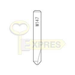 Frez W147- Triax Quattro/Triax Pro