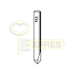 Frez H113