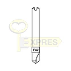 Frez F42