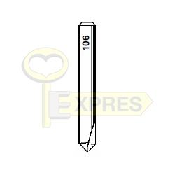 Frez H106