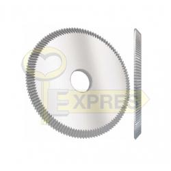 Frez U01W - 60,4x5,25x9,52