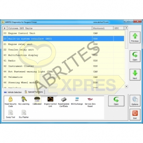UD94-1-Software update for PN013 to PN015 - Expres B2B