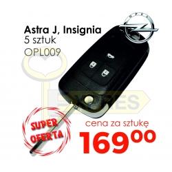 Astra J, Cascada, Insignia (5 pcs)