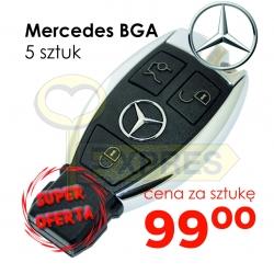 Mercedes BGA
