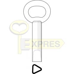 Klucz specjalny KLE4