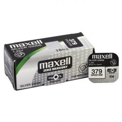 521 - MAXELL - SR521SW - 379 - 1,55V