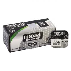 621 - MAXELL - SR621SW - 364 - 1,55V