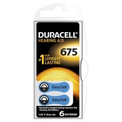 675 - DURACELL ACTIVAIR - PR44
