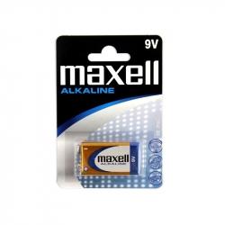 6LR61 - MAXELL ALKALINE - MN1604 - 9V