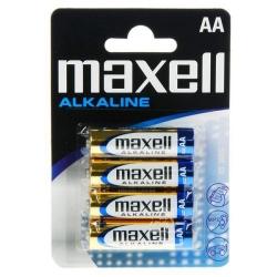 AA - MAXELL ALKALINE - LR6 - 1,5V