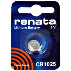 CR1025 - RENATA - 3V