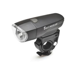 Lampa rowerowa przednia, Falcon Eye CARBON, 3x AAA - zestaw