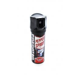 Ręczny Miotacz Pieprzu 50 ml PREDATOR Pepper Spray Division - STRUMIEŃ (ŻEL)