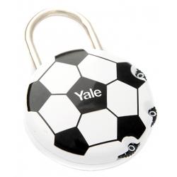 "Yale - kłódka szyfrowa ""Football"""
