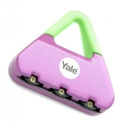 """Yale - kłódka szyfrowa """"Party Girl"""""""