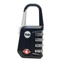 Yale YTP5 31mm - bagażowa kłódka TSA szyfrowa z możliwością zmiany kodu