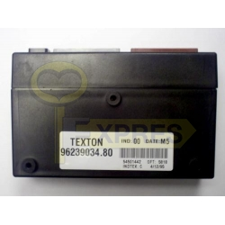 Software module 13 - Peugeot, Fiat, Lancia, Citroen CPH Texton