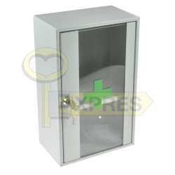 First aid kit with glass - small