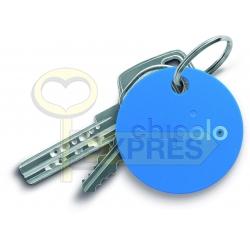 Chipolo - brelok bluetooth Niebieski