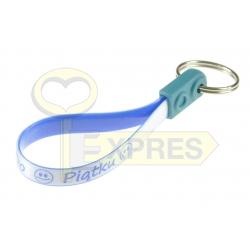 Key ring on the belt - Byle do piątku