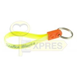 Key ring on the belt - Szafka biurko