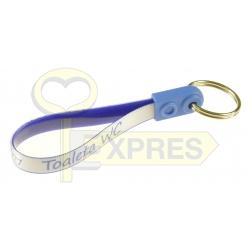 Key ring on the belt - Toaleta WC