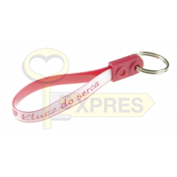 Key ring on the belt - Klucz do serca