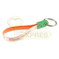 Key ring on the belt - Klucze zapasowe