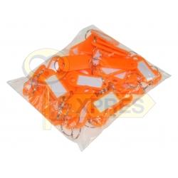Identifier ID K3 light orange (50 pcs)