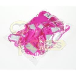 Identifier ID K8 pink (50 pcs)