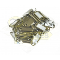 Identifier ID K21 dark gold (50 pcs)
