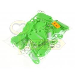 Identifier ID K13 light green (50 pcs)