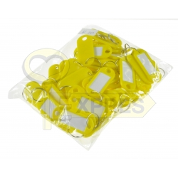 Identifier ID K20 yellow (50 pcs)