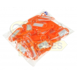 Identifier ID K4 dark orange (50 pcs)